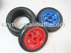 handcart solid rubber wheel