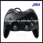 Classic controller por for wii (black and white color)