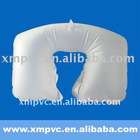 Eco-friendly soft inflatable neck pillow in U-shape XYL-IM016