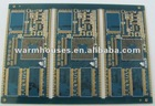 Immersion Gold BGA six layer board ,6 layers pcb