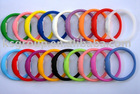 Silicone Jelly Digital Watch