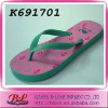 100% rubber made flip flops, PE flipflops