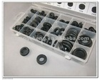 125pc Rubber Grommet Assortment