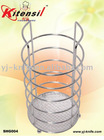 reliable quality flatware with metal basket