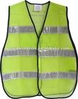 Mesh Safty vest with PVC band