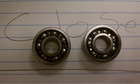 Non-standard inch ball sliding bearing62200
