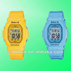 2012 New Fashion Sport SILICONE Watch