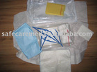 surgical pack-dressing pack