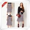 2013 Summer Fahion Ladies Paisley Long Skirt