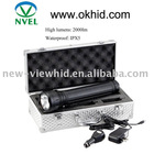 HID Rechargeable Flashlight with 2000LM