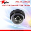 CMD-960 IR waterproof camera ideal for monitoring entrances, hotel, school, shops, etc.