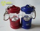 mini camping light keychain lantern led