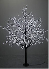 artificial tree light for garden sakura tree light holiday tree