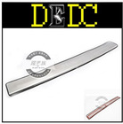 Stainless Steel Rear Step Panel Boot Bumper Protector For Peugeot 307