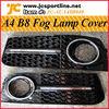 A4 B8 Fog Lamp Cover For Audi