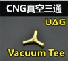 Cng Vacuum Tee