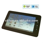 "2012 Cheap 7"" 5 Point Touch Capactive Android 4.0 Tablet PC"