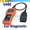 U480 Code Scanner Obdii Memo Scanner