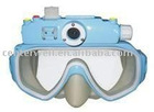 5.0MP High Resolution Diving Camera Mini DVR Mask