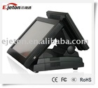 Dual 5 -wire resistive touch screen resolutio 1024*768 12.1 inch LCD display 1024*768pos system