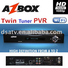 AZBOX hd Premium receiver satellite hd receiver dual receiver