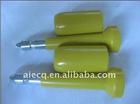 plastic container bolt seals