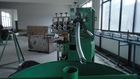 Interlock flexible metal hose forming machine