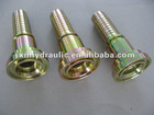 87312 SAE STANDARD CARBON STEEL HYDRAULIC HOSE FLANGE FITTINGS