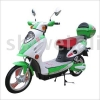Top Boy wIth Rear Box Electric Bike 350W