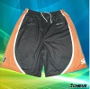Budget basketball shorts with sublimation printing