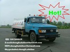 FAW 8.3m3 oil delivery tanker trucks for sale