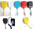 Transceiver for iphone,retro anti-radiation Mobile Phone handsfree walkie talkie transceiver for iPhone