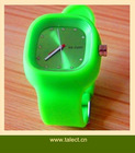 promotion silicone jelly watch for 2013 sale