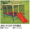 JMQ-K152D professional outdoor trampoline,heap rectangular trampolines,mini gymnastics trampolines