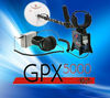 Underground Treasure Metal Detector GPX5000 with quality warranty