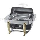 Round chafing dish TT-602S61 (Chafing dish,Buffet warming dish)