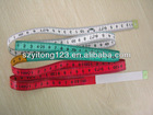 2012 hot sales plastic tailor tape measuring