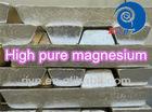 High pure magnesium 99.8~99.99%