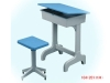 School Desk and Chair 104+201 adjustable