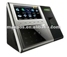 Facial Multimedia RFID Fingerprint Terminal with Time Attendance and Access Control iFace302