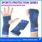 Set of 2 Palm Support Sport Hand Elastic Protector Blue