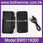 For iPhone 4G Rotatable Bluetooth Keyboard