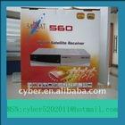 Twin tuner satellite share samsat 560