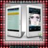 Touchscreen e book