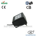 9v,1000ma,dc adapter,with ce,cb,gs appoved