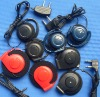Earphone,Headset, Headphone, Earclip
