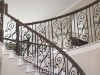 Interior Wrought Iron Stair Banister