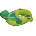turtle shape baby inflatable swimming seat