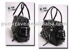 S-060 Leather Shoulder Handbag from PUNK RAVE