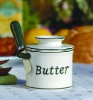 Butter Crock with Spreader Set